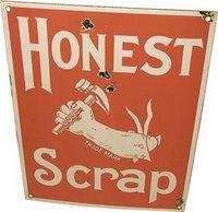 Honest Scrap Award